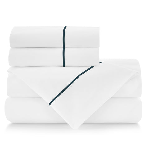 Peacock Alley Boutique Bedding - Navy