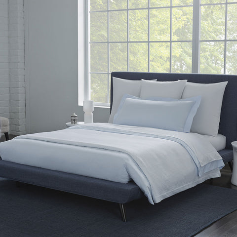 Sferra Celeste Bedding Collection - Blue