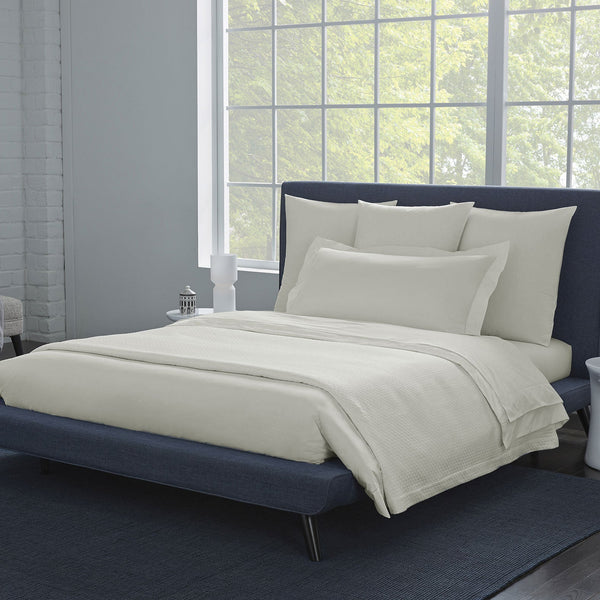 Sferra Celeste Ivory Percale Sheet Sets For Sale At