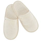 Abyss Spa Bath Robes and Slippers - Ecru