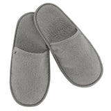 Abyss Spa Bath Robes and Slippers - Gris