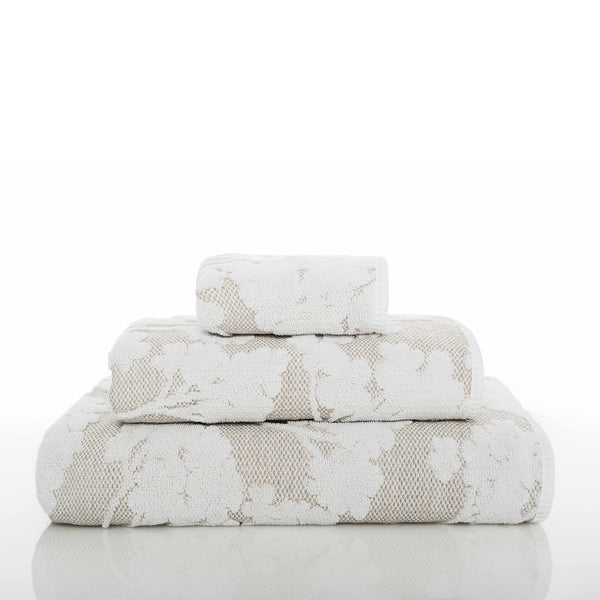 Graccioza Eden Bath Towels And Rugs White Flandb Com