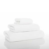 Graccioza Spa Sponge Bath Towels - White