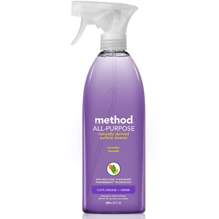 method All Purpose Cleaner French Lavender, 828 mL - Breezily Inc.