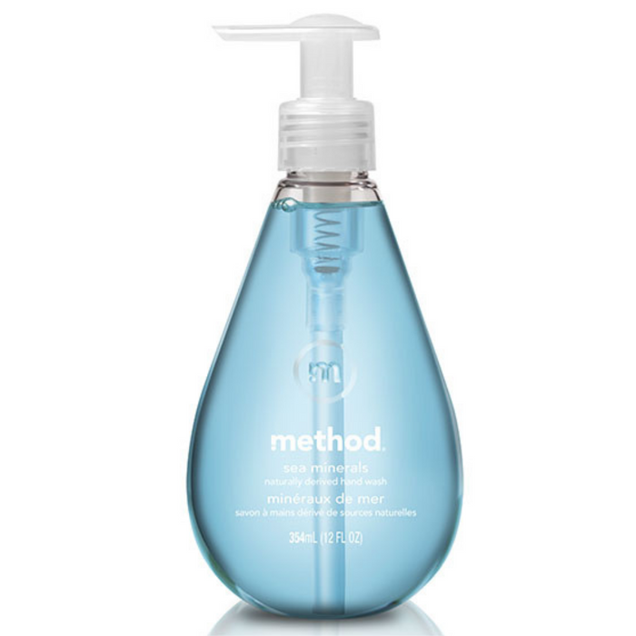 method Gel Hand Soap Sea Minerals, 354 mL - Breezily Inc.