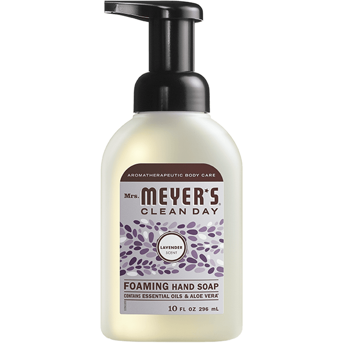 Mrs. Meyer's Foaming Hand Soap Lavender, 296 mL - Breezily Inc.