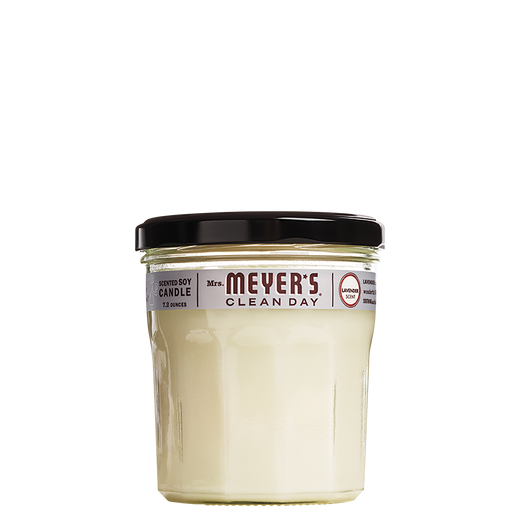 Mrs. Meyer's Soy Candle Lavender, 200g - Breezily Inc.