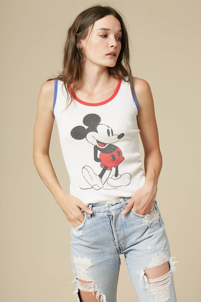 Hey Mickey Thermal Tank