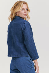 Studded Benatar Denim Jacket Filmore