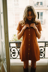 Allie Rib Dress