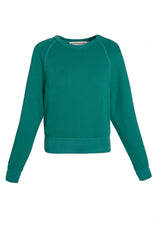 Jane Sweatshirt Teal