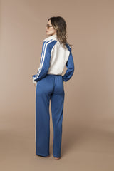 Fawcett Tracksuit in Blue
