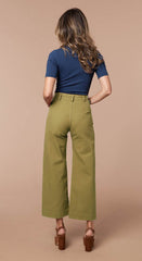 Jenny Sailor Pant in Moss