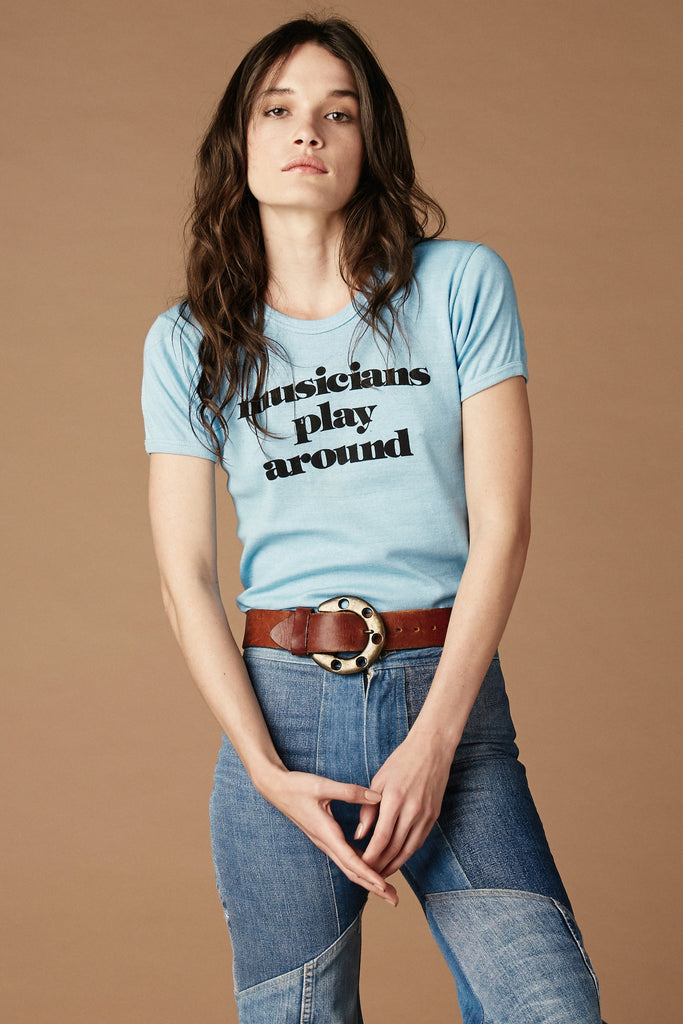 Musicians Play Around Tee