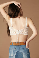 Sweet Jane Crochet Top