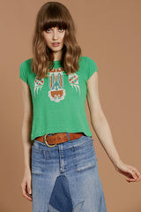 Thunderbird Beaded Tee