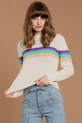 Rainbow Bridge 70's Sweater