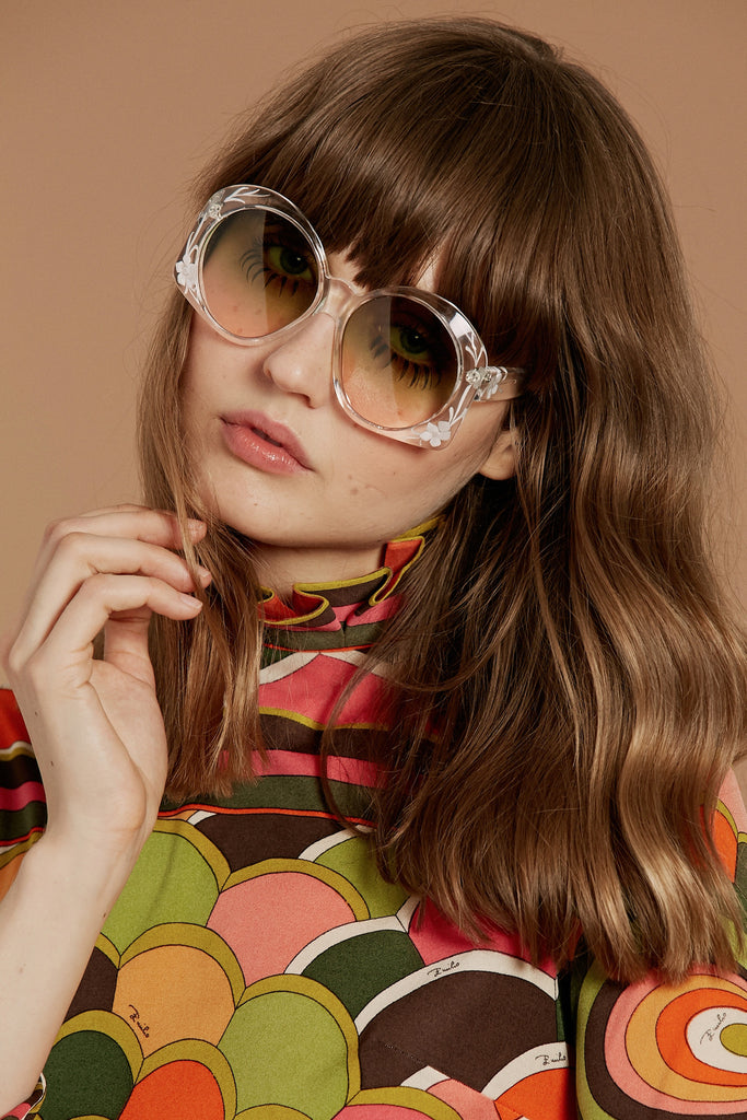 Groovy Baby 60's Lucite Sunnies