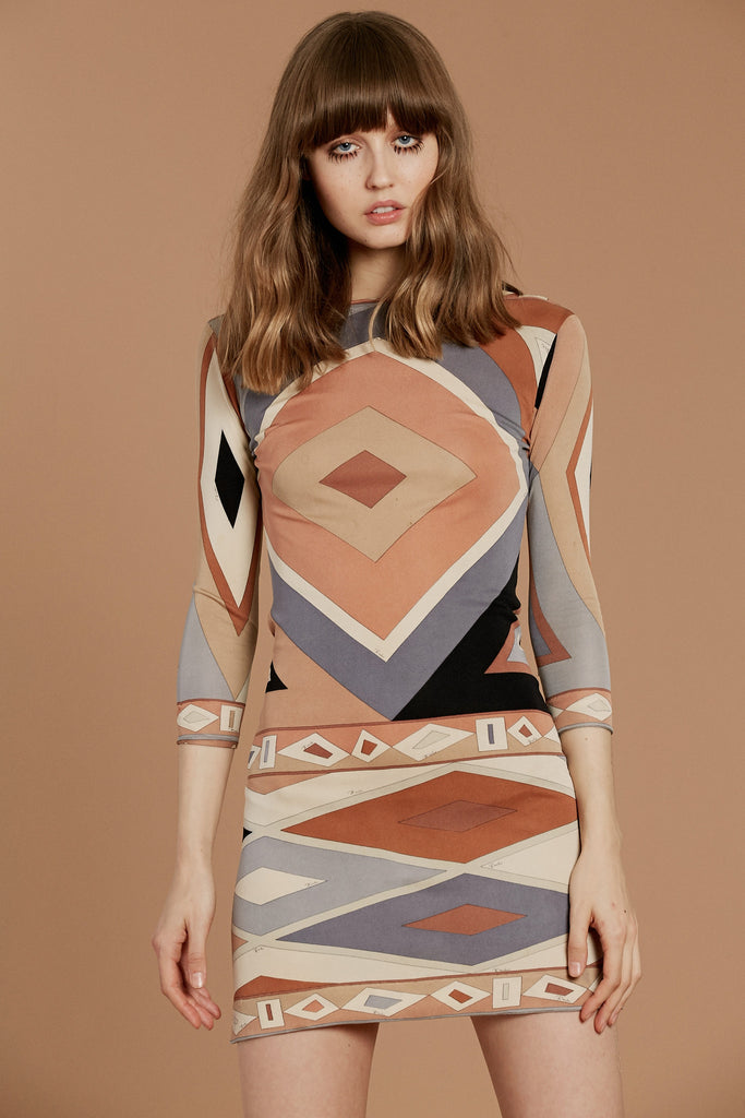 Lucy in the Sky with Diamonds Emilio Pucci Dress