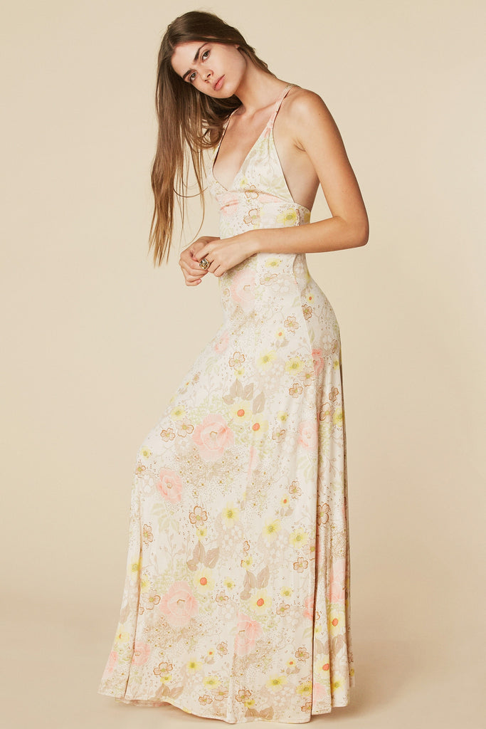 Ossie Gown in Blossom
