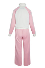 Fawcett Tracksuit in Bubble gum