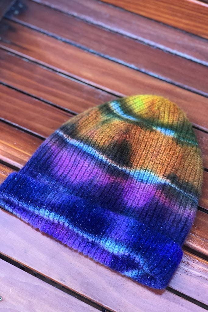 Northern Lights Cashmere Beanie