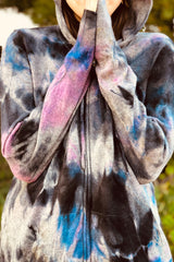 Galaxy Cashmere Hoodie