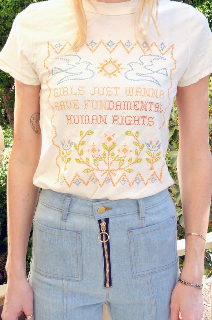 Girls Just Wanna Have Fundamental Human Rights Ivory
