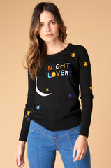 Night Lovers Sweater