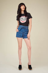 Sun Denim Shorts Filmore Wash