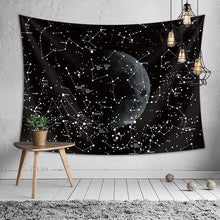Load image into Gallery viewer, Constellation Tapestry Blanket Galaxy Space Gifts