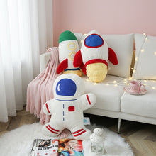 Load image into Gallery viewer, 2021 Space Gifts Astronaut Rocket Pillows