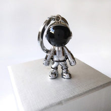 Load image into Gallery viewer, Astronaut Space Robot Keyring