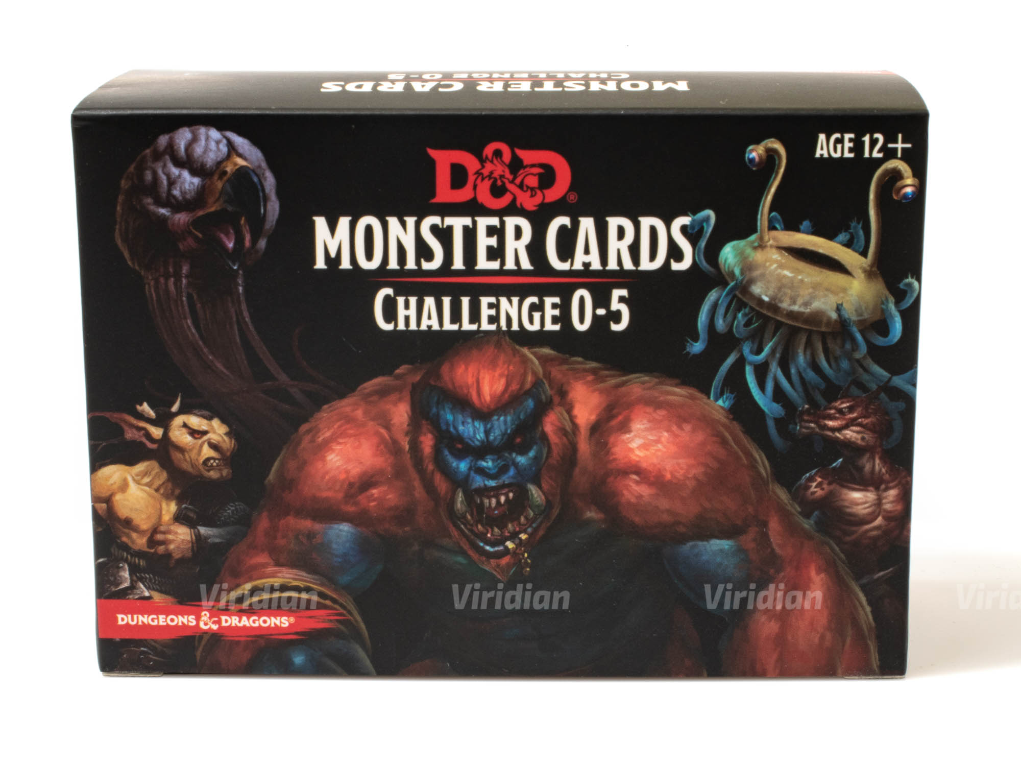 Monster Cards - Challenge 0-5