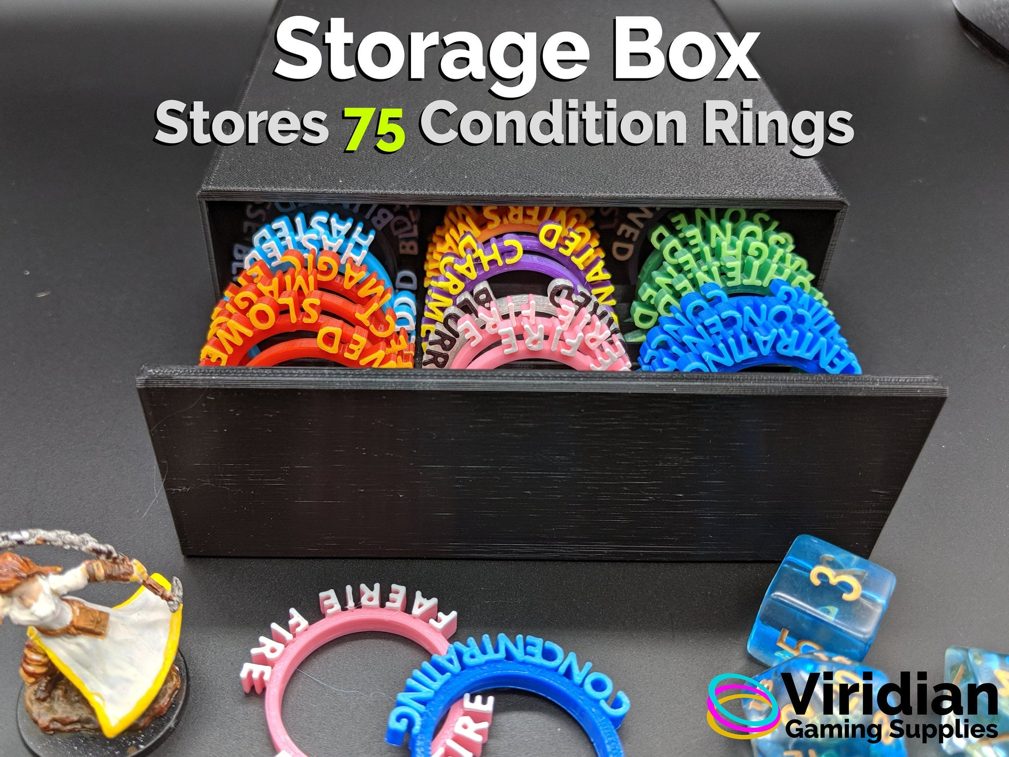 Storage Box | Condition Ring Storage