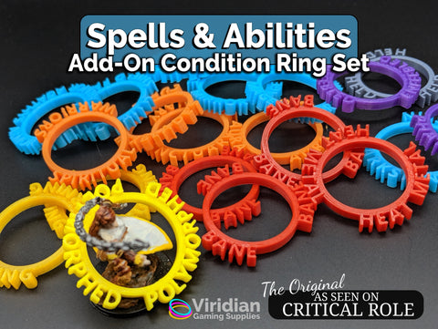 Spell & Abilities Set