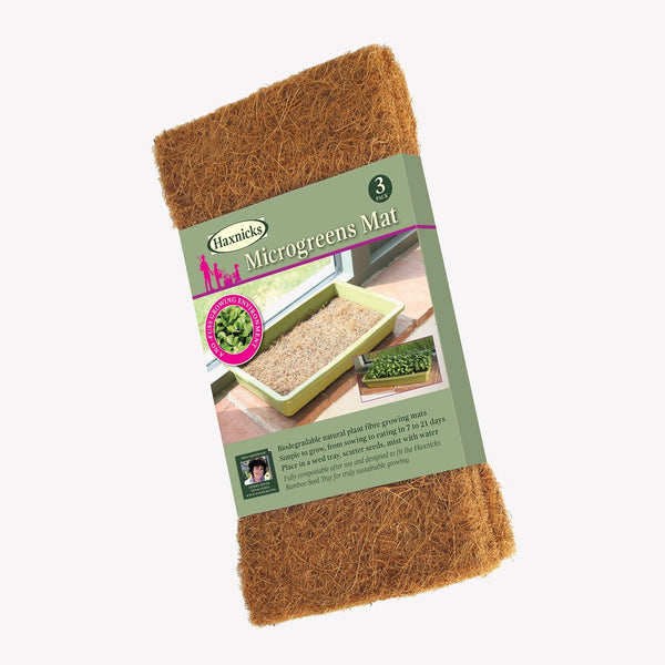 Haxnicks Microgreens Mats (3 Pack)