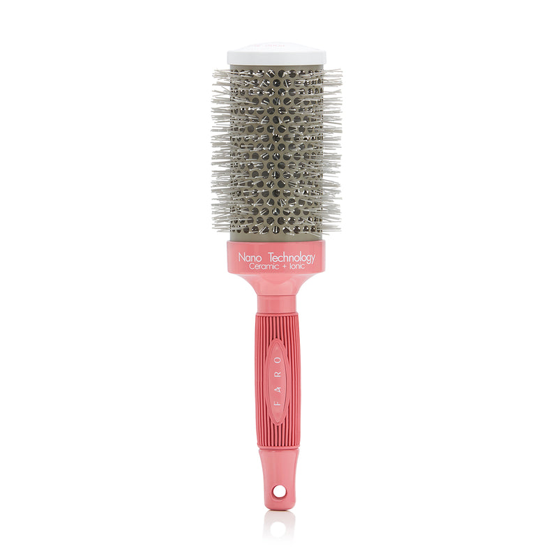 FARO 53mm Ceramic Round Hairbrush