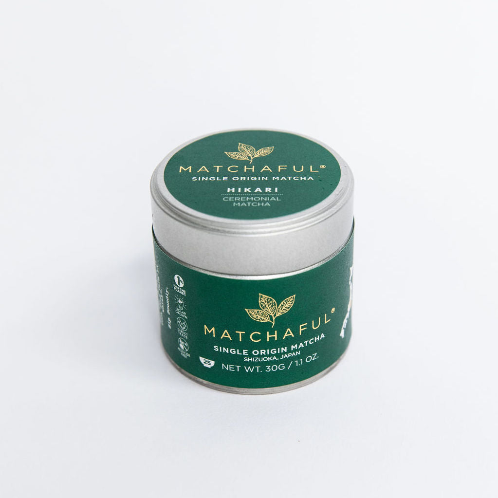 Matchaful 30g Tin