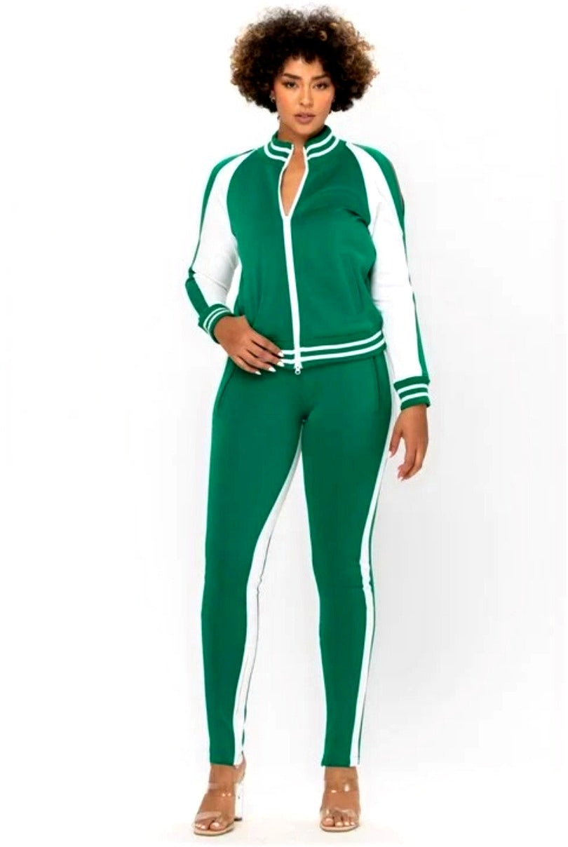 Celtic Tracksuit Set