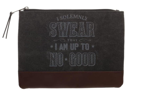 Licensed Harry Potter Fabric Pencil Case