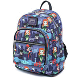 Loungefly DC Comics Ladies of DC Mini Backpack