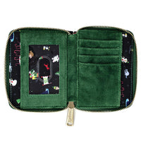 Loungefly ELF Buddy Candy Cane Forest Allover Wallet