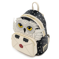 Loungefly Harry Potter Hedwig Howler Mini Backpack