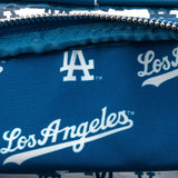 Loungefly MLB LA Dodgers Clear Stadium Backpack