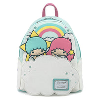 Loungefly Sanrio Little Twin Stars Rainbow Mini Backpack