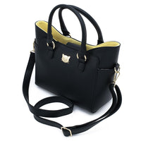 Loungefly Sanrio Black Chococat Ears Faux Leather Cross Body Bag