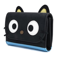 Loungefly Sanrio Black Chococat Mini Backpack and Wallet Set