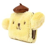 Loungefly Sanrio Pompompurin Plush Mini Backpack and Wallet Set