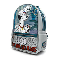 Loungefly Disney 101 Dalmatians All The Puppies Mini Backpack